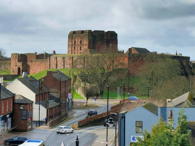 Reading Chronicle: Carlisle Castle