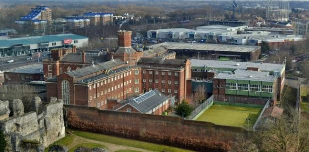 Reading Chronicle: PICTURED: Reading Prison