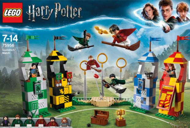 Reading Chronicle: Lego Large Harry Potter Play Set. Picture: Lidl