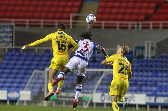 Contract talks with star defender Omar Richards nearing conclusion