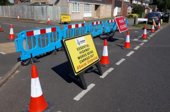 Road resurfacing plans for Woodley and Earley begin