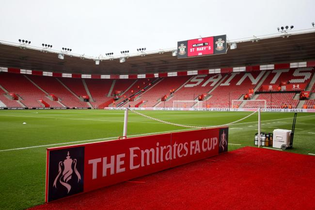 Southampton will now host Shrewsbury in the FA Cup on Tuesday