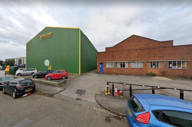 PICTURED: M. Collard Recycling Centre. Google image