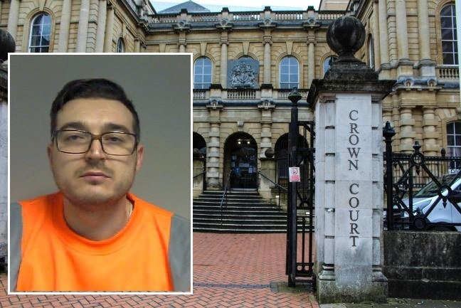 Andrei Stan, aged 35, of Romania, was convicted and sentenced at Reading Crown Court