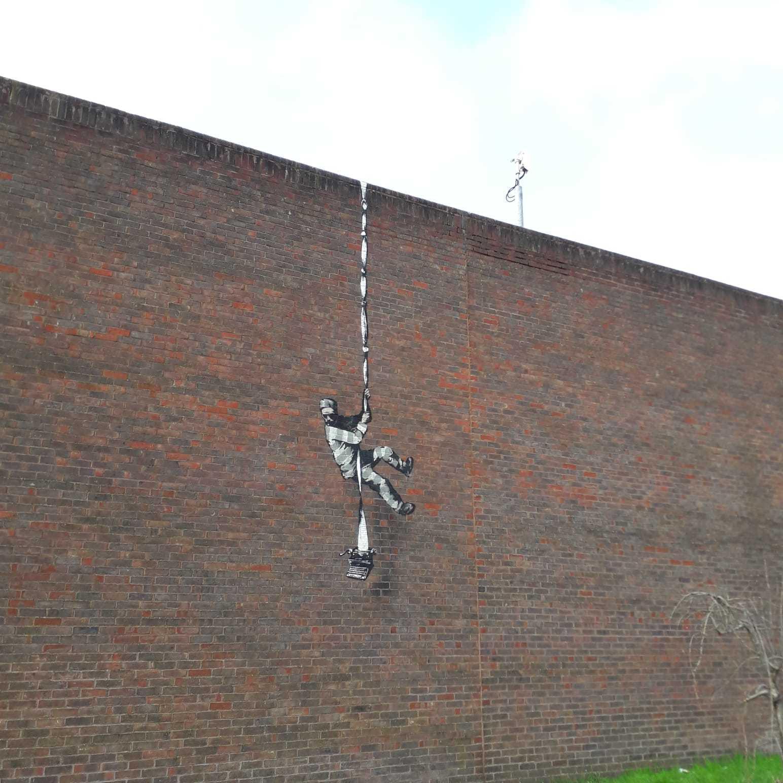 Reading Prison Banksy