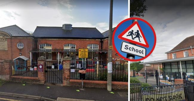 Reading could get two new School Streets