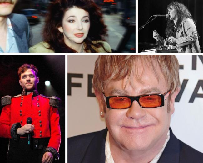 Five famous singers who live in Berkshire
