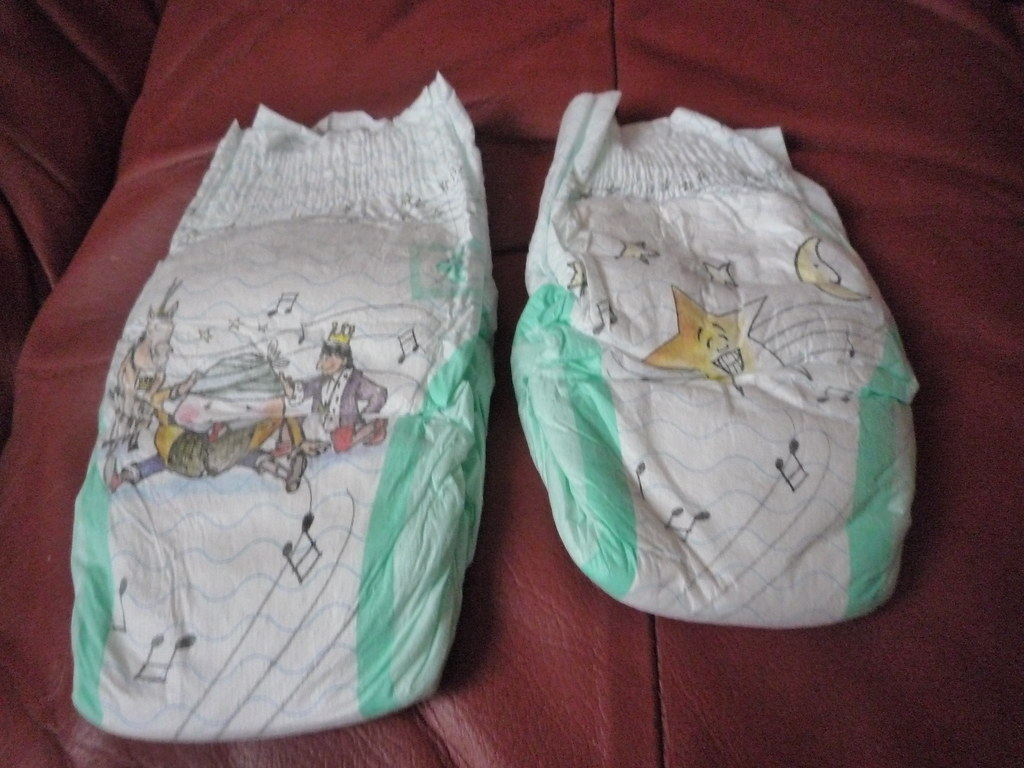 Stock images of nappies. Images via Flickr and Wikimedia Commons