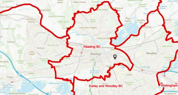 Reading column: The new proposed constituencies