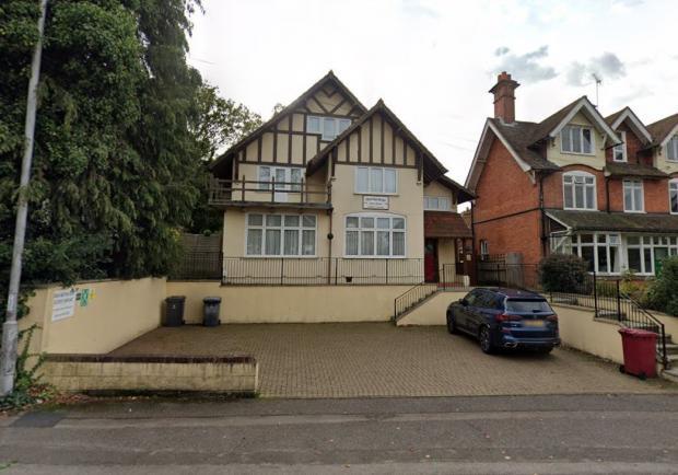 Reading Chronicle: Brackenhurst Guest House in Wokingham Road, Reading. Credit: Google Maps