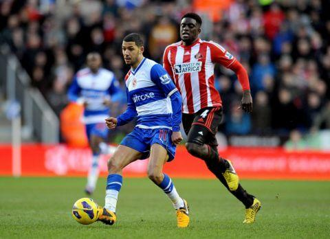 Reading Chronicle: Jobi McAnuff says Reading will try to enjoy tonight's game at Old Trafford.