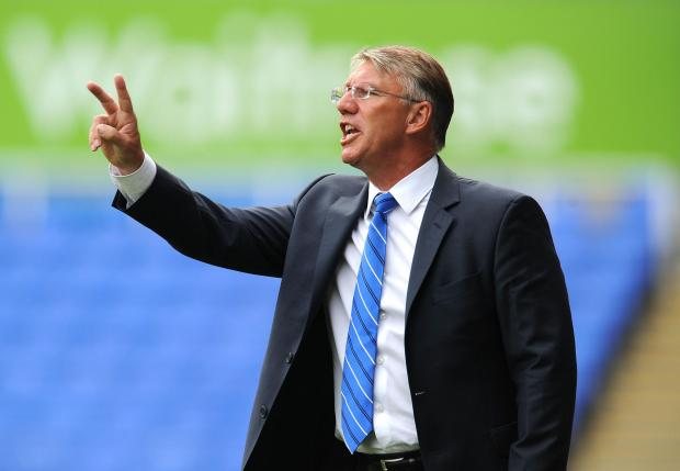 Reading Chronicle: Nigel Adkins has said sorry to Reading's fans after his team were beaten 6-0 by Peterborough,