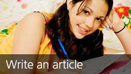 Reading Chronicle: Write an article