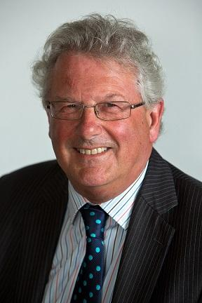 Reading Chronicle: Cllr Keith Baker believes the council's reserves will be better spent on large town centre projects.
