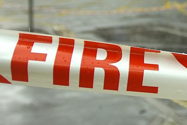 Police investigating cause of town centre building fire