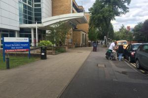 A&E fully reopens at Royal Berkshire Hospital after three days of chaos