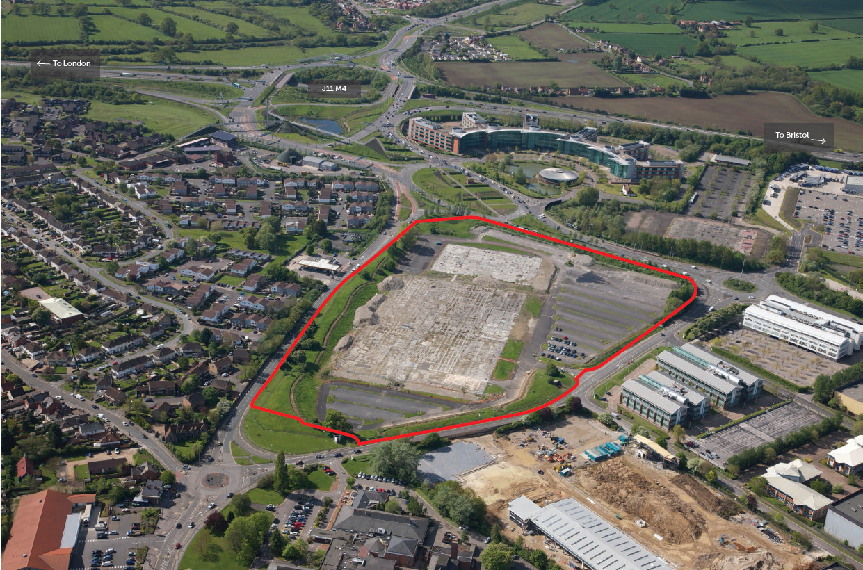 Plans to build homes and shops imminent