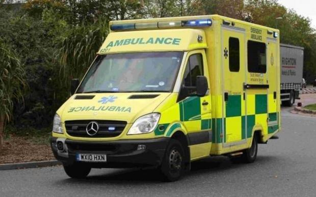 Sixty-year-old man rescued from Holy Brook
