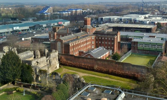 Government u-turn says Reading Prison will be sold off