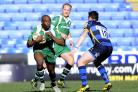 Topsy Ojo made his 250th London Irish appearance in the win against Worcester Warriors on Sunday. Pictures: David M.Moore.
