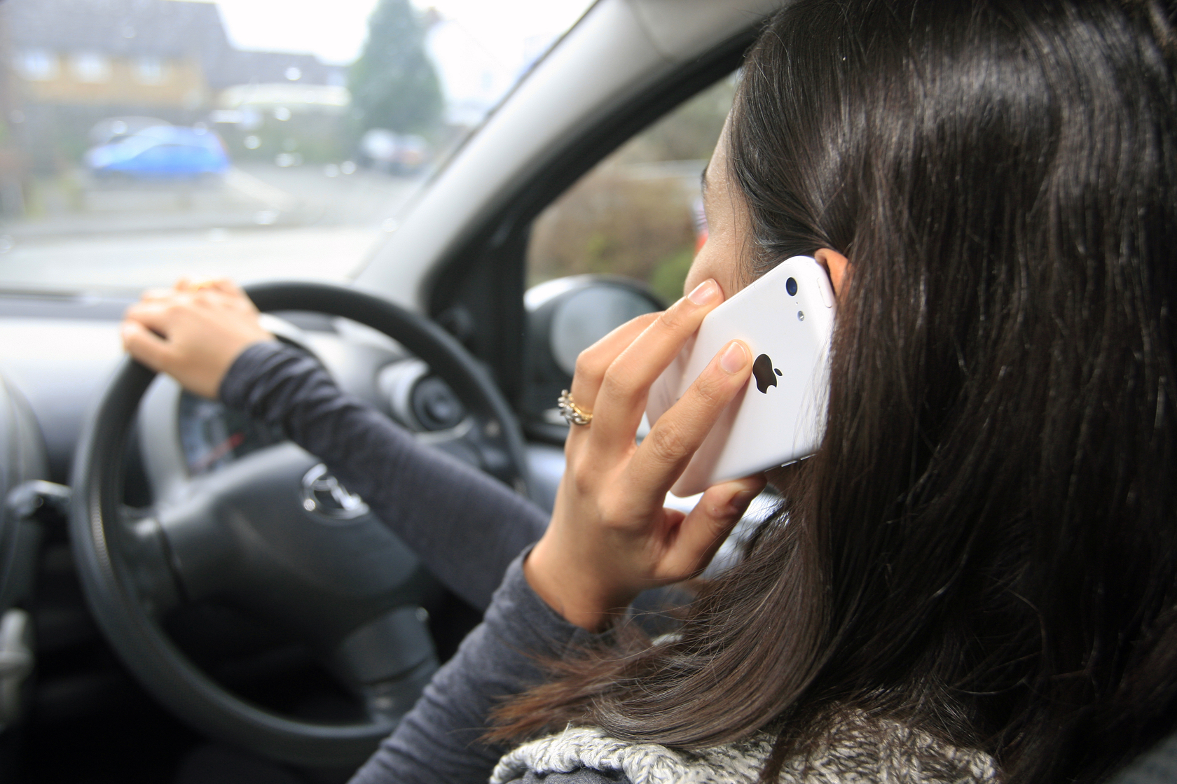 More than 150 drivers punished for using mobile phones since tougher penalties came into force