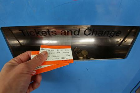 Flexible rail ticket project 'millions over budget'