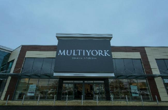 Jobs in Reading at risk as Multiyork furniture store enters administration