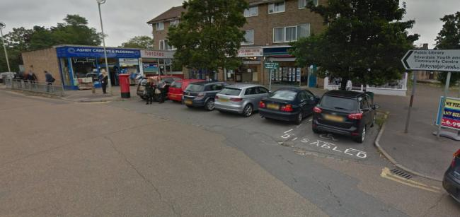 Two children seriously injured after reversing car pins them against phone box (Google)