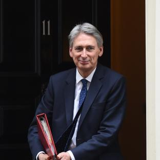 Chancellor Philip Hammond announced the Budget today