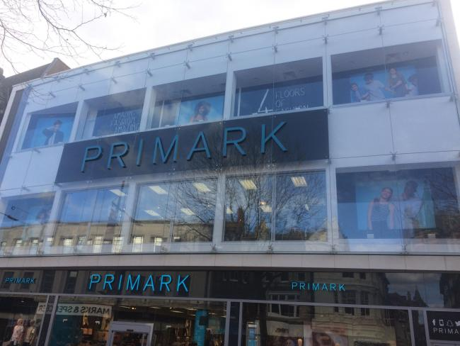 New Primark store breaches planning conditions