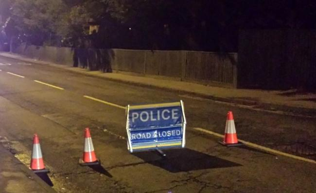 Cyclist fighting for his life after colliding with pedestrian in Earley