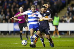 Joey van den Berg is preparing for a defining month with Reading FC.
