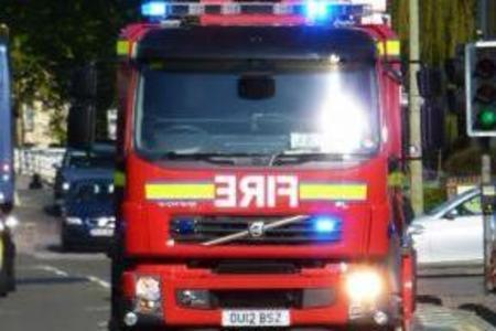 Fire breaks out in Southcote business