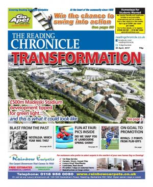 Reading Chronicle: Royal Elm Park development set to be APPROVED by council.
