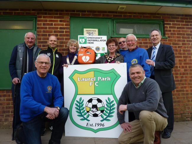 Football club hit by scammers overwhelmed by offers of support