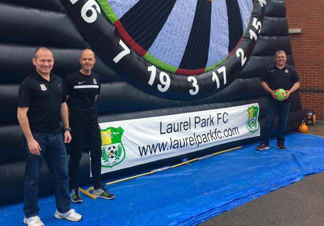 Laurel Park FC is hosting a community fun day on July 1 following their devastating loss