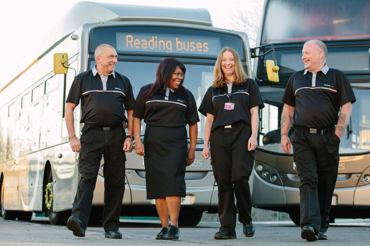 Reading Retail Awards: Reading Buses proud to sponsor service with a smile award