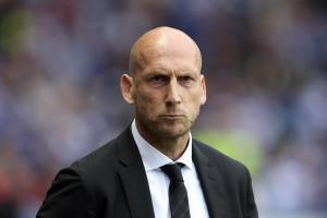 Royals boss Jaap Stam.
