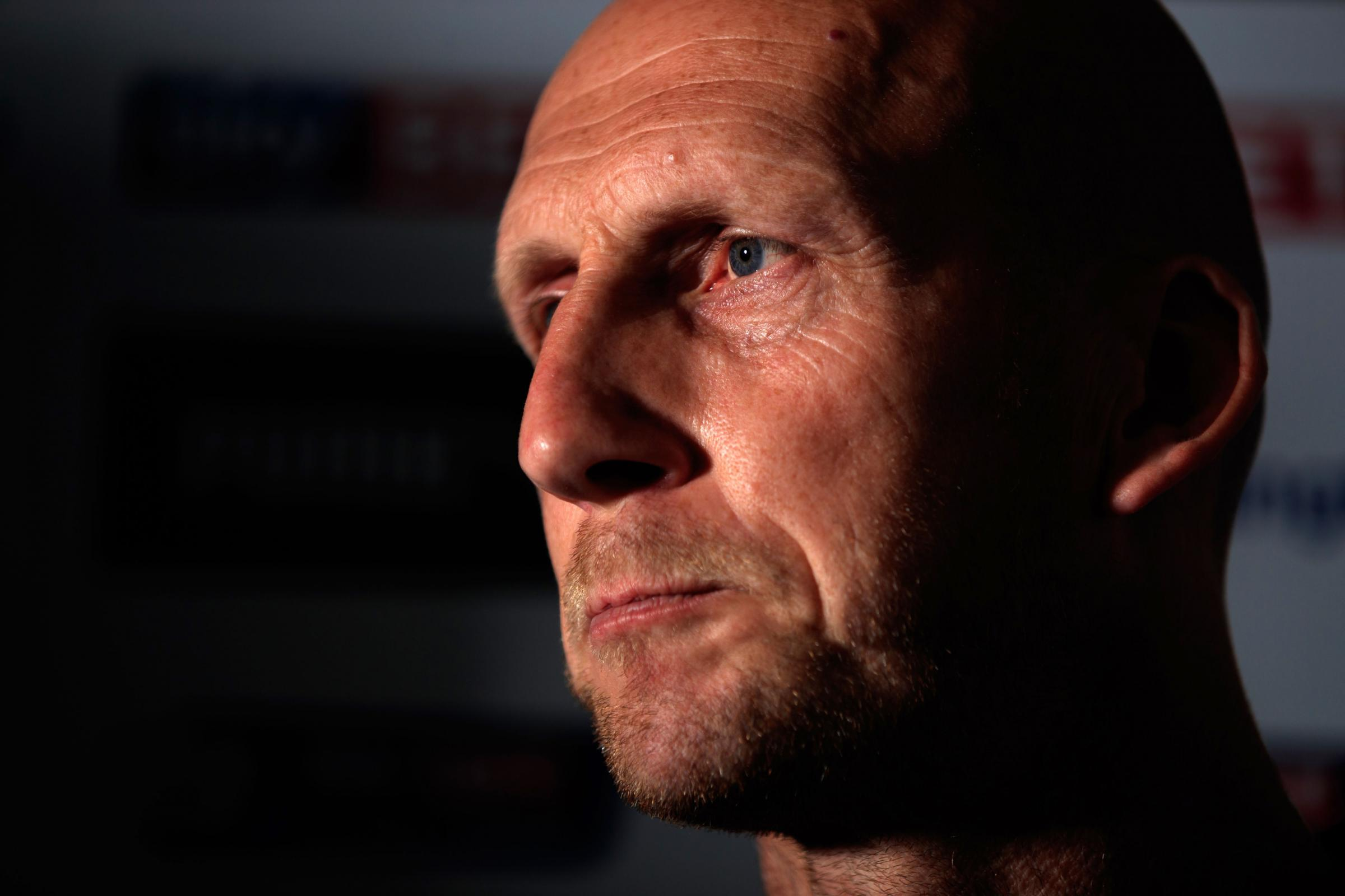 Reading manager Jaap Stam.