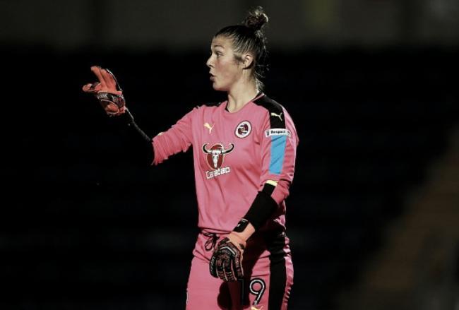 reading fc women goalkeeper mary earps joins german champions