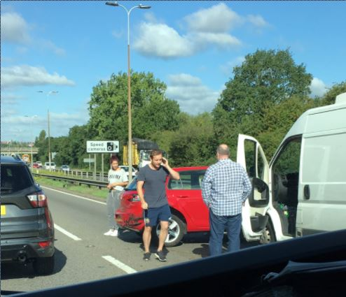 Incident at A127