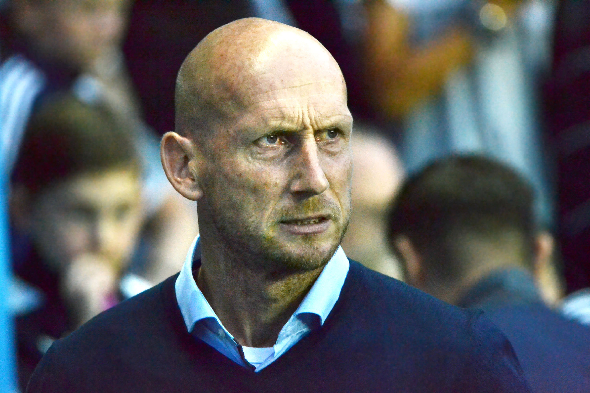 READING FC: Jaap Stam suggests he could face the sack unless he can turn Royals' slump around