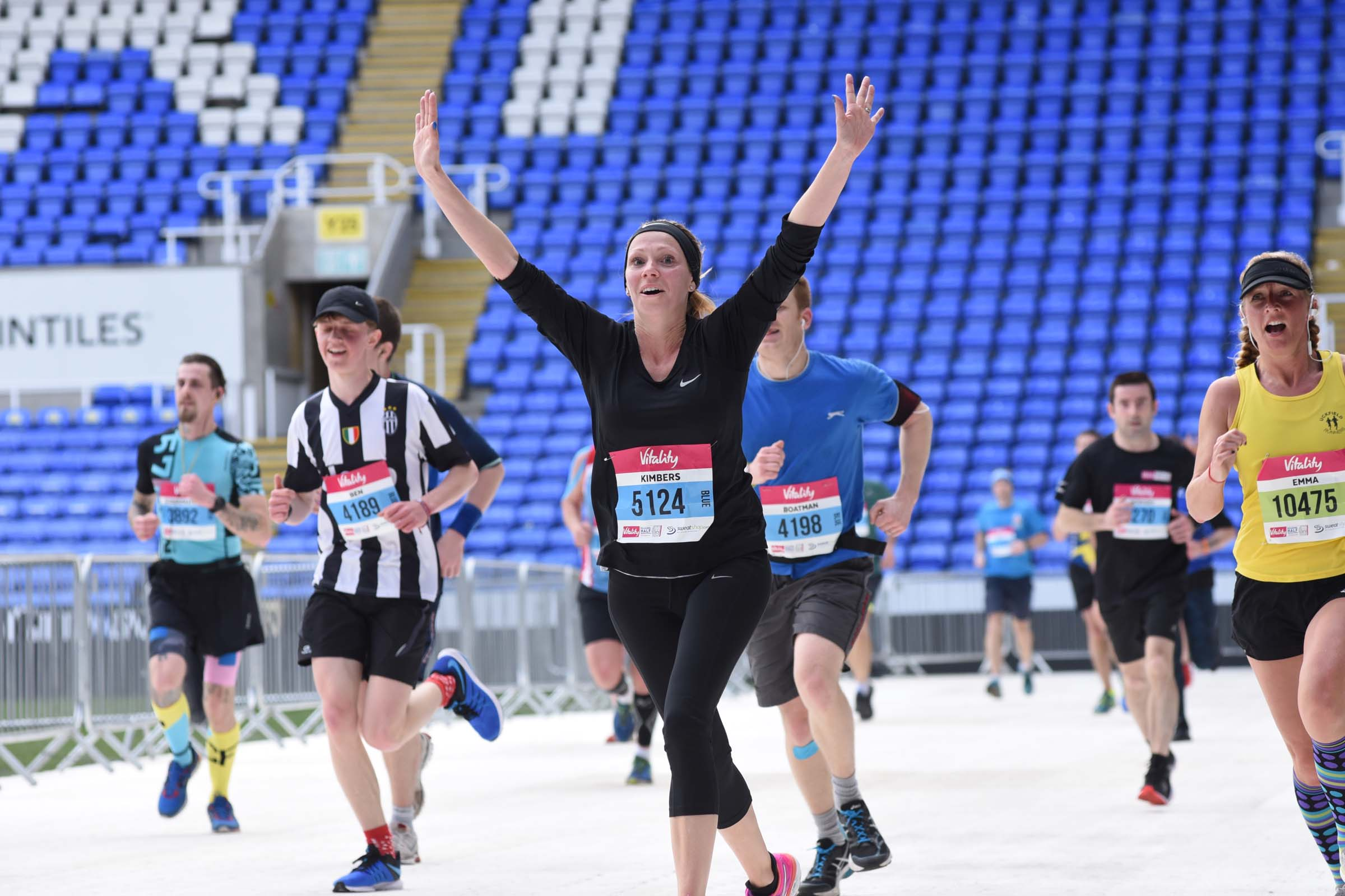 Reading Half Marathon organisers introduce special offer for group bookings