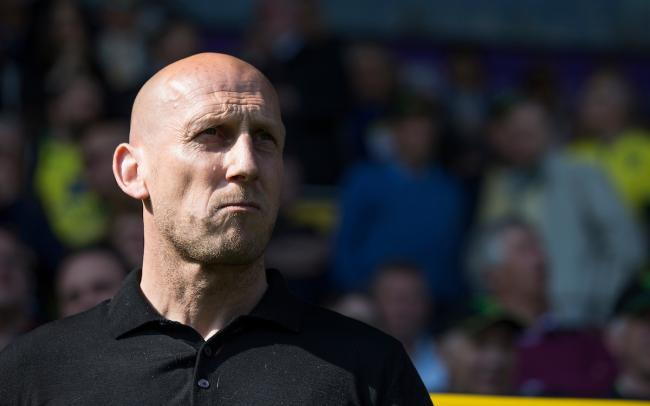 READING FC: Jaap Stam 'not concerned' about attendance record, despite nearly 7,000 empty seats on matchdays