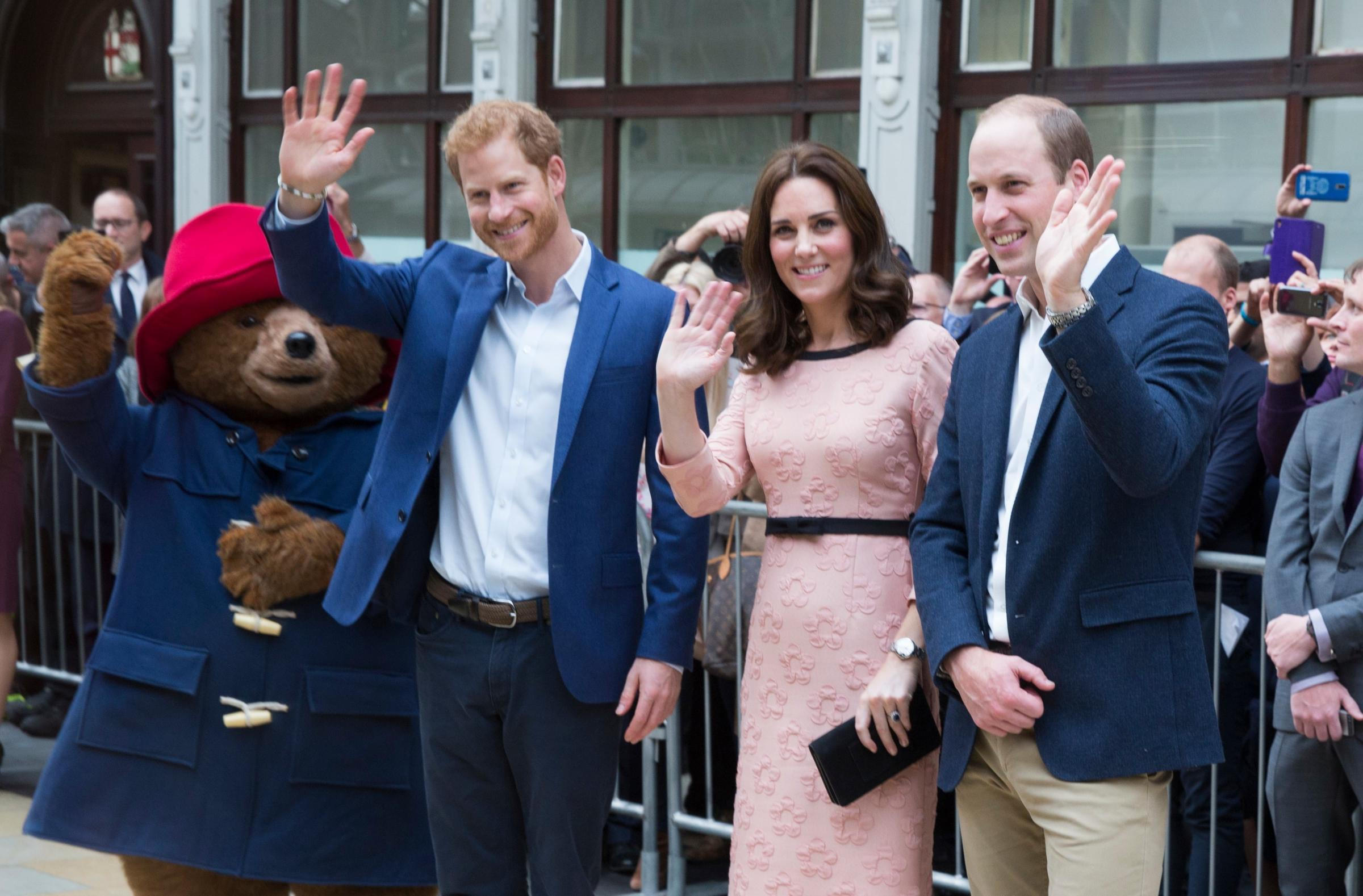 BREAKING: Prince William to be Prince Harry's best man