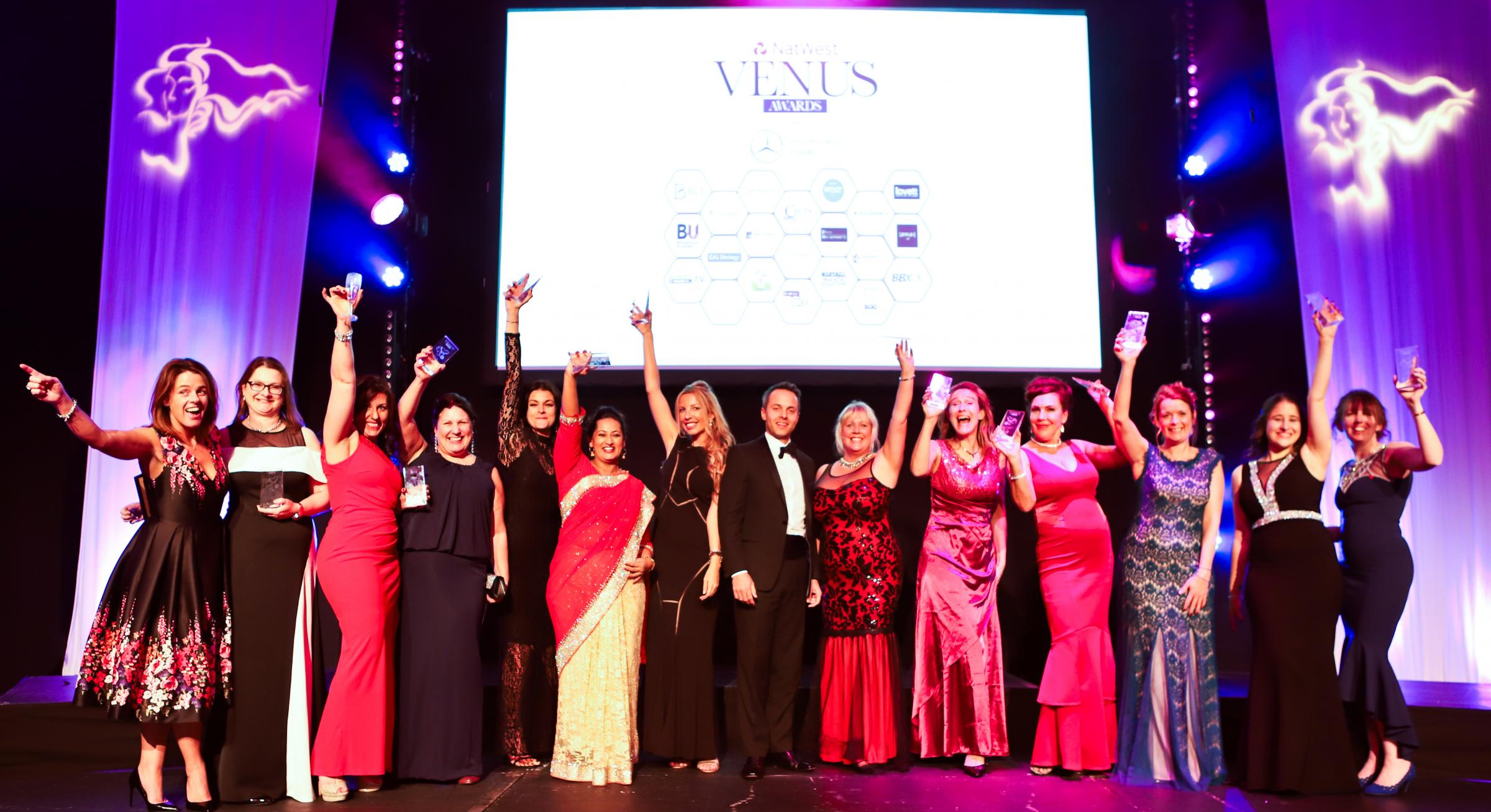 Wonderful women shortlisted in Thames Valley Venus Awards 2018