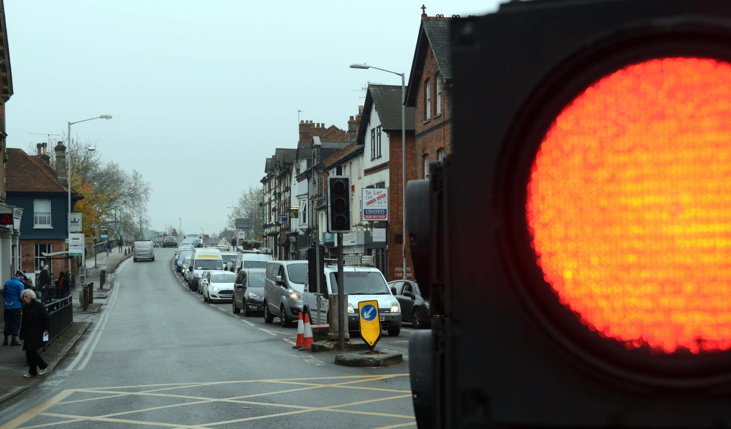 Potential misery for drivers ahead of emergency repairs
