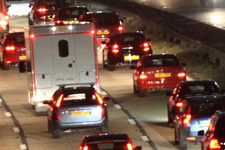 WARNING: Motorists advised of motorway delays in the coming weeks