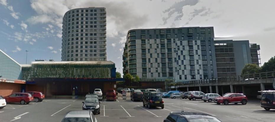 Councillors were critical of the affordable housing officer for Weldale Street (Google)