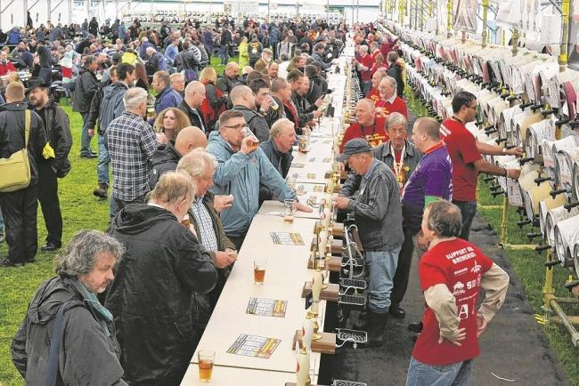 CAMRA's Beer and Cider festival recorded a deficit last year